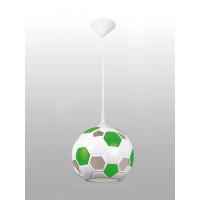 Lampa wisząca Piłka Zielona