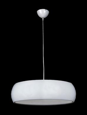 Lampa wisząca Alto 46 biała