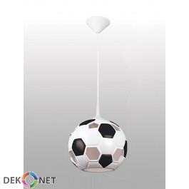 Lampa wisząca Piłka Czarna