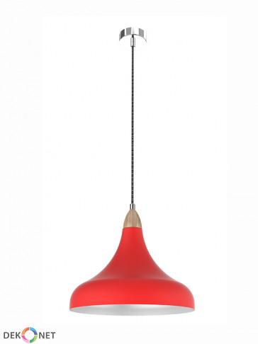 Lampa wisząca Nino Red 1