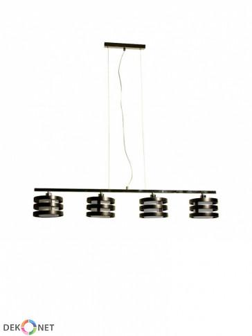 Lampa wisząca KONGO - 4 płomienna