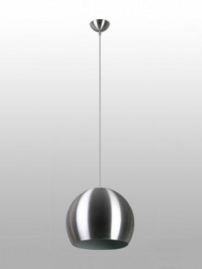 Lampa wisząca Kosmo 1 Aluminium