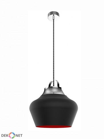 Lampa wisząca Negro Black 1