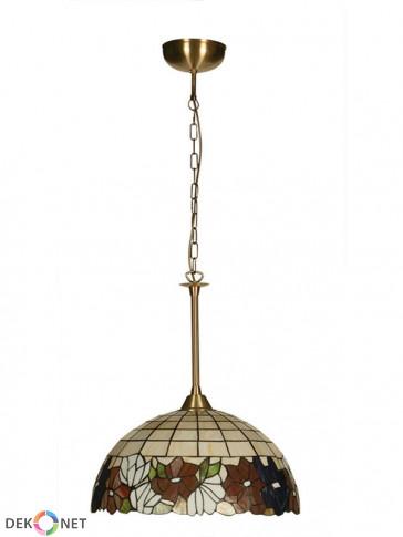 Lampa wisząca Atos 546 - 1 płomienny zwis