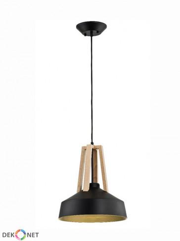 Lampa wisząca Trix Black 1