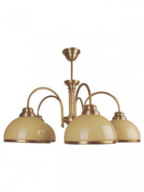 Lampa wisząca kier -  5 płomienna