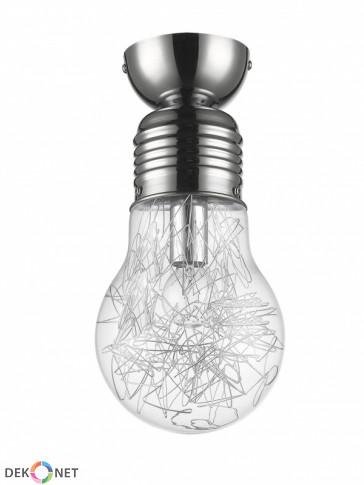 Lampa sufitowa FLO 164-1 - 1 płomienna