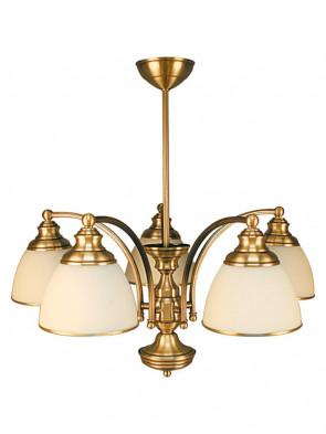 Lampa wisząca Igor - 5 płomienna