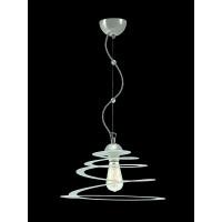 Lampa wisząca Orbita 1 biała