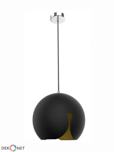 Lampa wisząca Malaga Black 1