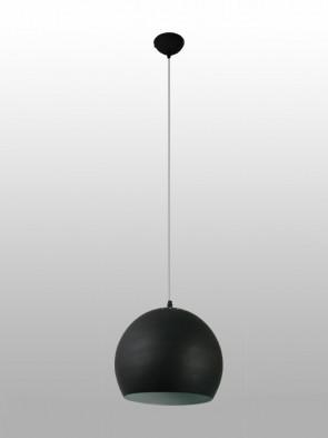 Lampa wisząca Kosmo 1 Czarna
