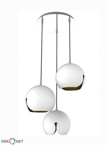 Lampa wisząca Malaga White 3