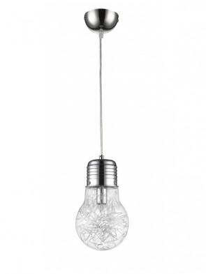 Lampa wisząca FLO 162-1 - 1 płomienna