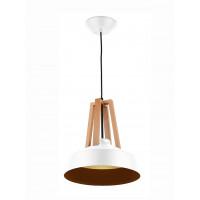 Lampa wisząca Trix White 1