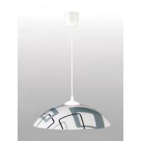 Lampa wisząca Quadro Biały Z1