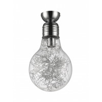 LAMPA SUFITOWA FLO 163-1 - 1 PŁOMIENNA