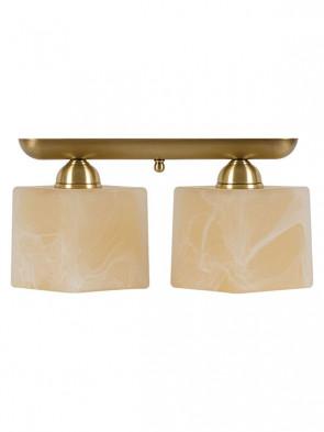 Lampa belka Trefl -  2 płomienna