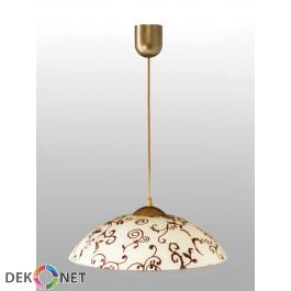 Lampa wisząca Rossa Ecri Z1