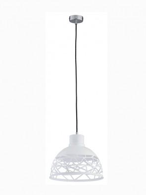 Lampa wisząca Solo White 1