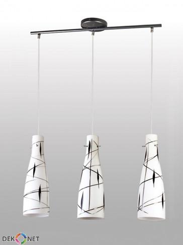 Lampa wisząca Tubo 3