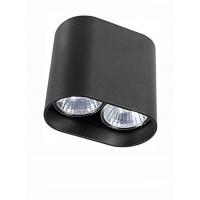 Lampa sufitowa PAG czarna