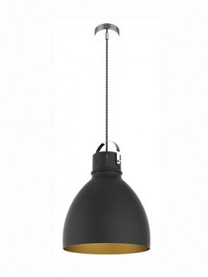 Lampa wisząca Logan Black 1