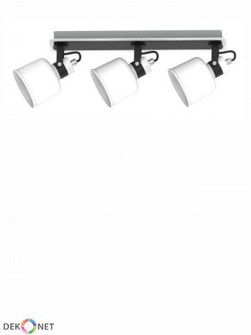 Lampa sufitowa krótka Pako 3