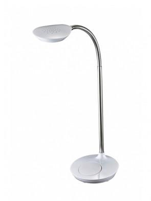 Lampa biurkowa LA Q 108 biała led