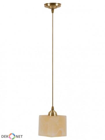 Lampa wisząca Trefl - 1 płomienny zwis