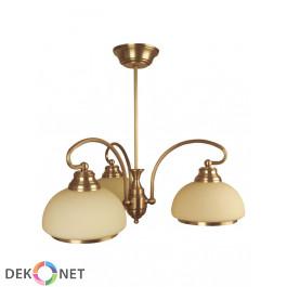 Lampa wisząca SZAFIR - 3PŁ