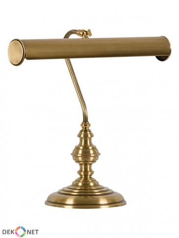 Lampa stołowa obraz -  2 płomienna