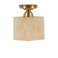 Lampa sufitowa krótka TREFL - 1PŁ