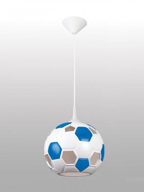 Lampa wisząca Piłka Niebieska