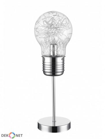 Lampa stołowa FLO 167-1 - 1 płomienna