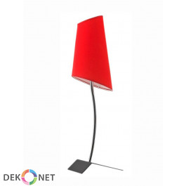 Lampka mała Victoria czerwona