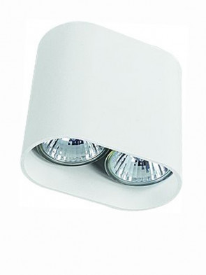 Lampa sufitowa PAG biała