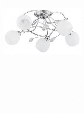 Lampa sufitowa krótka Twister 5