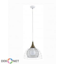 Lampa wisząca Idago White 1