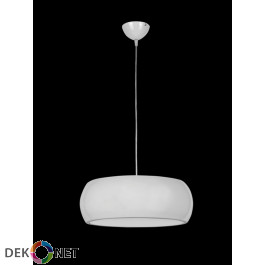 Lampa wisząca Alto 35 biała