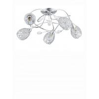 Lampa sufitowa krótka Crystal Twister 5